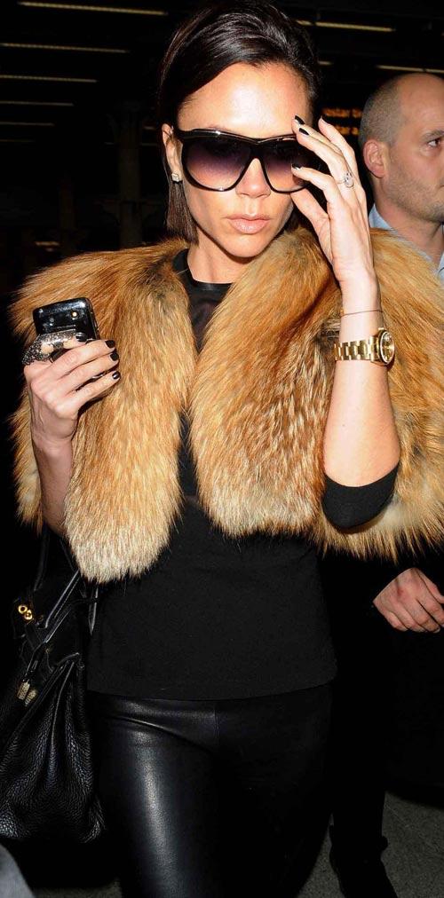 Học để mặc đẹp như Victoria Beckham - 9