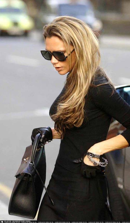 Học để mặc đẹp như Victoria Beckham - 3