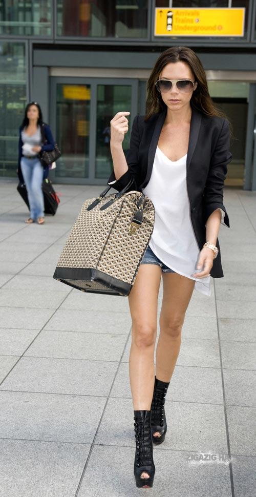Học để mặc đẹp như Victoria Beckham - 10