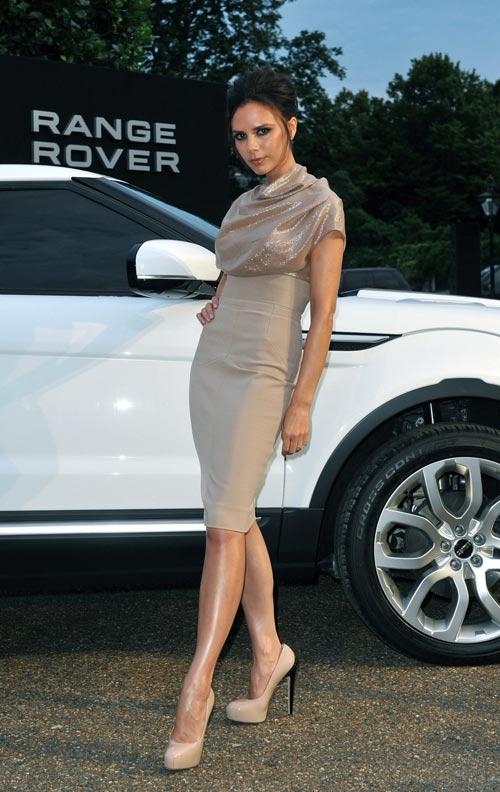 Học để mặc đẹp như Victoria Beckham - 5