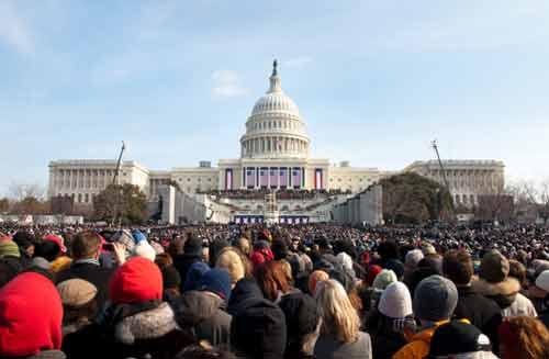 10 lễ nhậm chức kỳ quặc nhất lịch sử Mỹ - 1