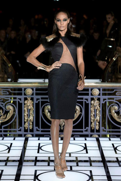 Paris Haute Couture: Versace hở bạo liệt - 6