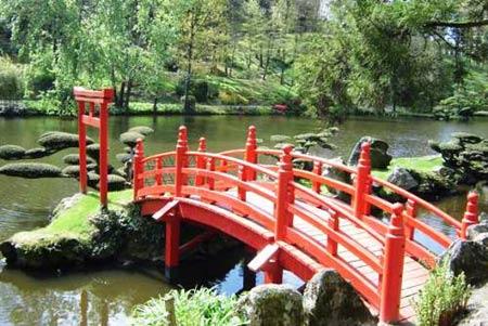 Khu vườn Nhật tuyệt đẹp ở châu Âu - 1