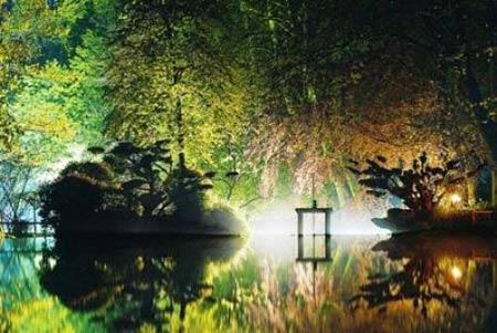 Khu vườn Nhật tuyệt đẹp ở châu Âu - 6