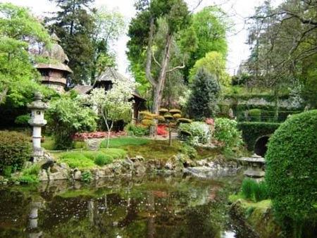 Khu vườn Nhật tuyệt đẹp ở châu Âu - 7