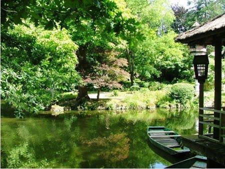 Khu vườn Nhật tuyệt đẹp ở châu Âu - 8