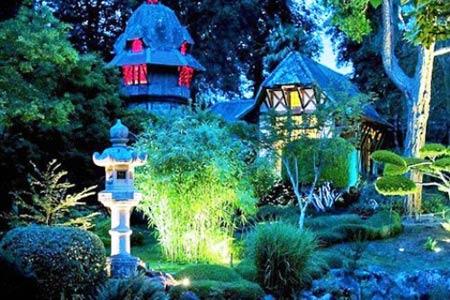 Khu vườn Nhật tuyệt đẹp ở châu Âu - 2