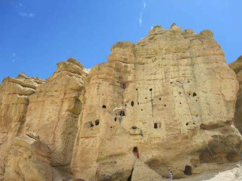 Kiệt tác 10.000 hang động trong vách núi - 7