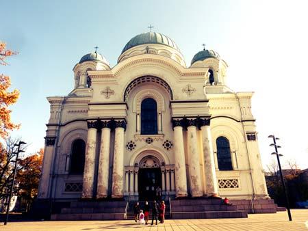 Du lịch bụi ở Lithuania - 4
