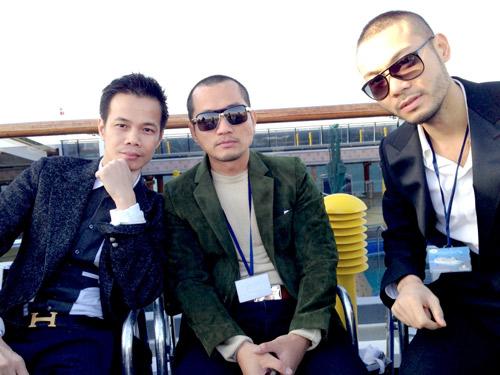 Minh Triệu, Doãn Tuấn gây chú ý ở Dubai - 6