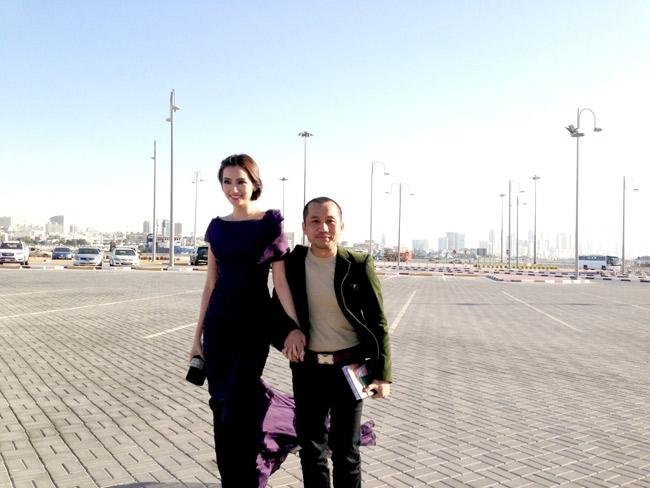 Minh Triệu, Doãn Tuấn gây chú ý ở Dubai - 5