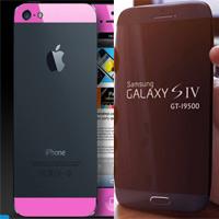 Vũ khí nào để Galaxy S4 'hạ' iPhone 6?