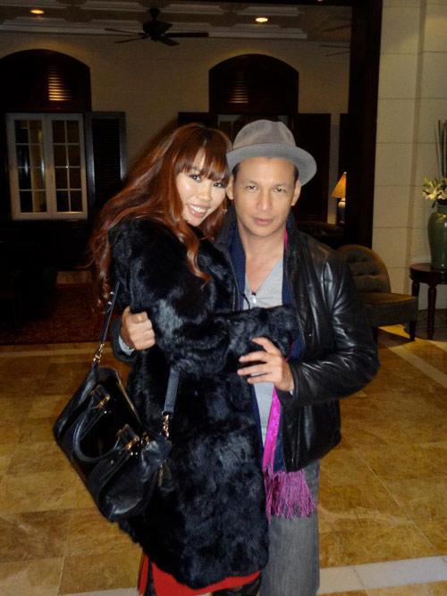 Hà Anh lần đầu kể chuyện yêu Bobby Chinn - 3