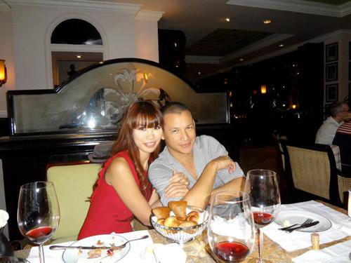 Hà Anh lần đầu kể chuyện yêu Bobby Chinn - 4