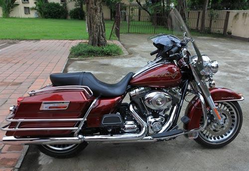 Dàn siêu xe Harley 'xoắn' ga vang trời - 2