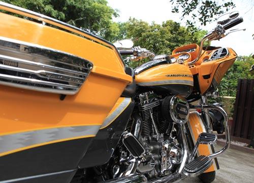 Dàn siêu xe Harley 'xoắn' ga vang trời - 3