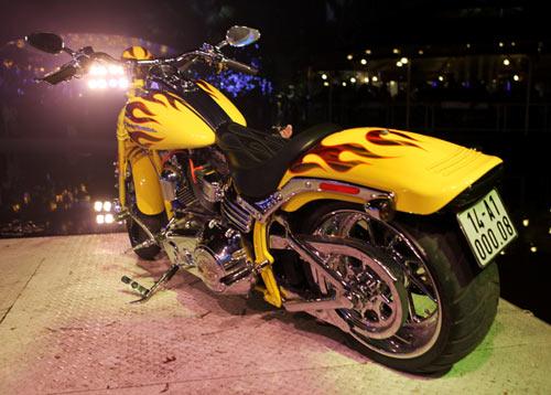 Dàn siêu xe Harley 'xoắn' ga vang trời - 4