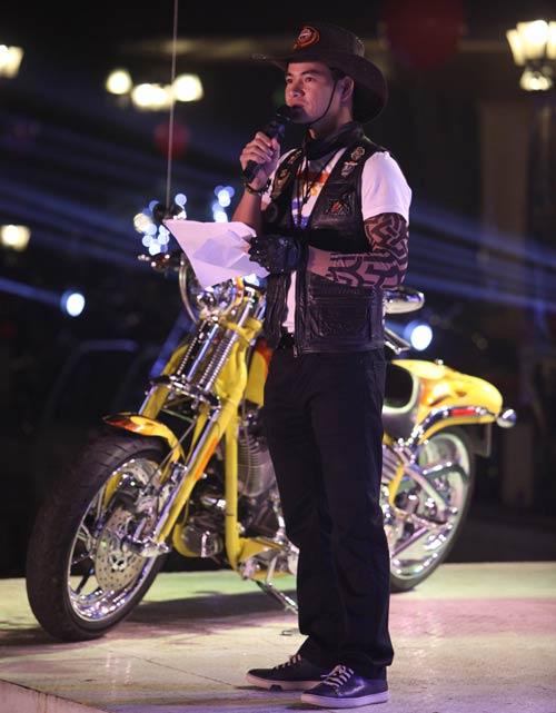 Dàn siêu xe Harley 'xoắn' ga vang trời - 6