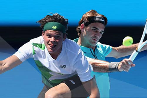 Federer - Raonic: Chênh lệch đẳng cấp (V4 Australian Open) - 1
