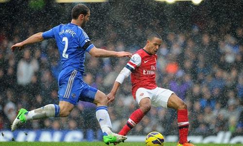 Arsenal thua Derby: Walcott thôi chưa đủ - 2