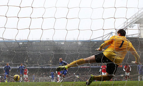 Arsenal thua Derby: Walcott thôi chưa đủ - 3