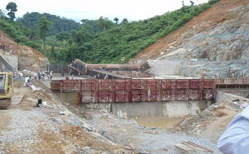 Báo cáo Thủ tướng vụ cơi nới đập thủy điện - 2