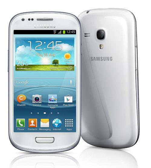 Galaxy S3 Mini phiên bản NFC sắp ra mắt - 1