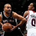 Thể thao - NBA: Vắng siêu sao nhưng Spurs vẫn thắng