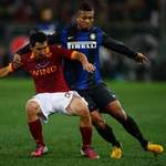 Bóng đá - Roma - Inter: Bất phân thắng bại