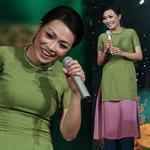 Ngôi sao điện ảnh - Phương Thanh độc lạ với áo dài 3 tầng