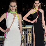 Thời trang - Paris Haute Couture: Versace hở bạo liệt