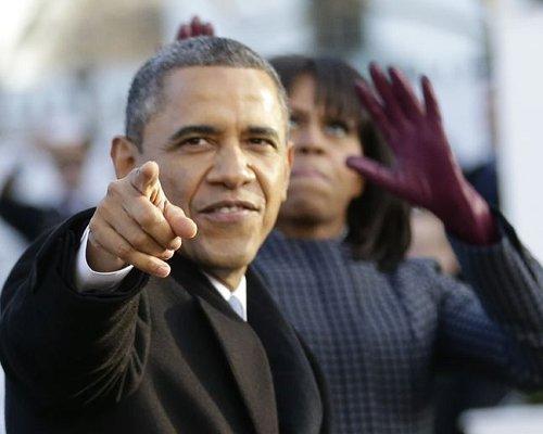 Obama: Khả năng của Mỹ là không giới hạn - 8