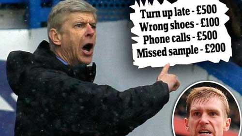 Wenger siết chặt kỷ luật tại Arsenal - 1