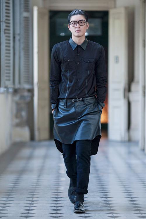 Váy cho nam giới - Xu hướng Xuân Hè 2013 - 17