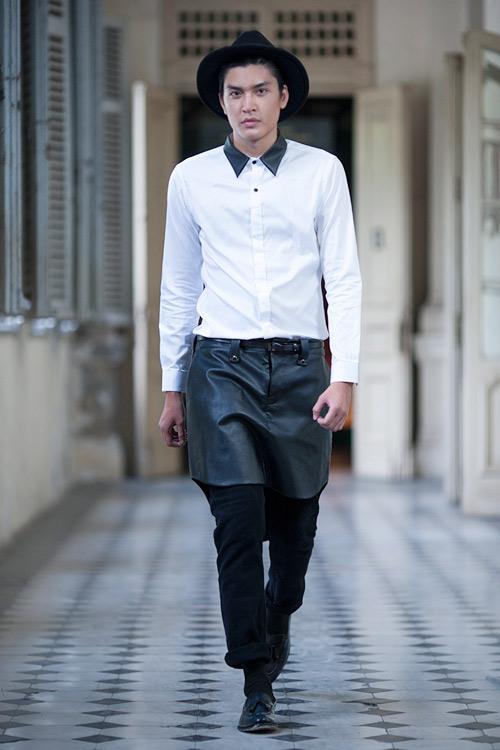 Váy cho nam giới - Xu hướng Xuân Hè 2013 - 14