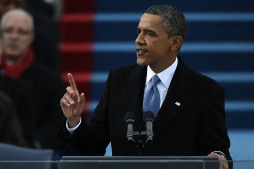 Toàn cảnh lễ nhậm chức của Obama qua ảnh - 9