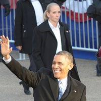 Cận mặt nữ đặc vụ hộ vệ Obama nhậm chức