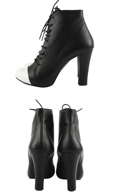 Cặp chân đa phong cách với ankle boots! - 2