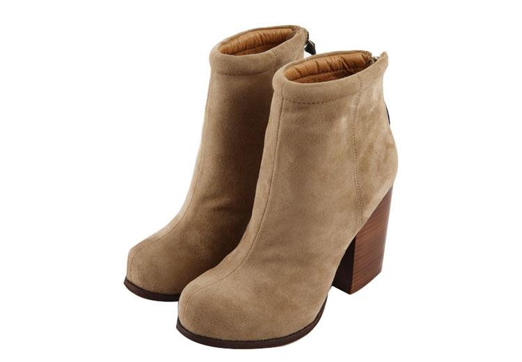 Cặp chân đa phong cách với ankle boots! - 8