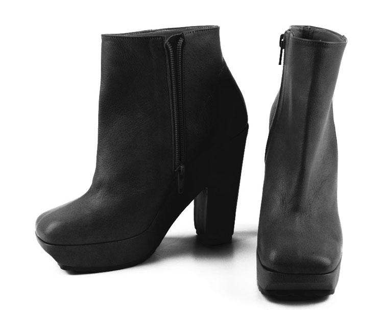 Cặp chân đa phong cách với ankle boots! - 19