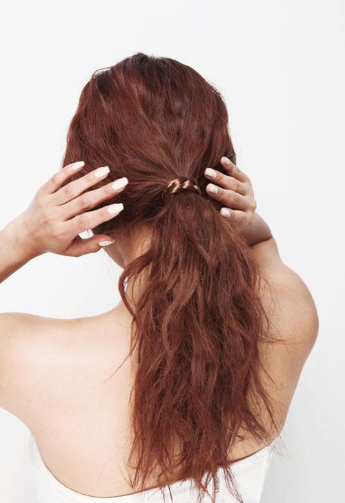 Mái tóc đẹp hơn nhờ phụ kiện - 1
