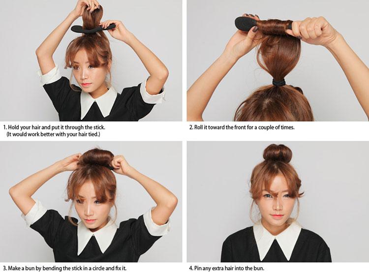 Mái tóc đẹp hơn nhờ phụ kiện - 10