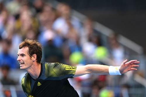 Murray cẩn trọng trước trận gặp Chardy - 1
