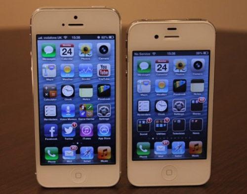 Apple sản xuất iPhone 4,8 inch hè này? - 1