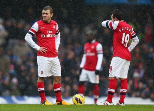 Arsenal: Linh hồn đã mất? - 1