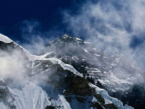Chinh phục 'nóc nhà của thế giới' Everest - 1