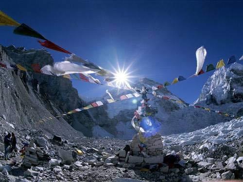 Chinh phục 'nóc nhà của thế giới' Everest - 2