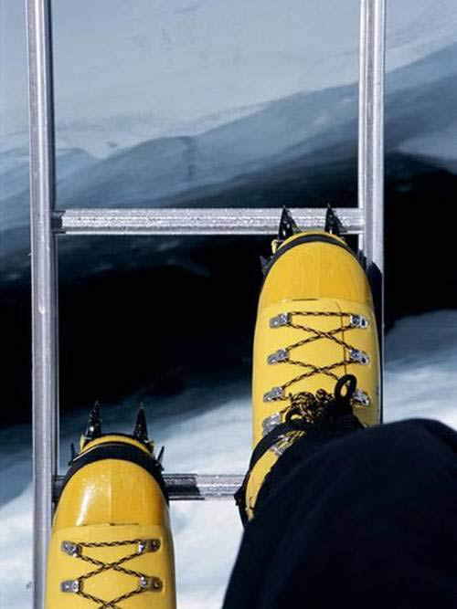 Chinh phục 'nóc nhà của thế giới' Everest - 3