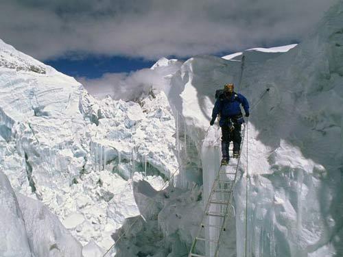 Chinh phục 'nóc nhà của thế giới' Everest - 5