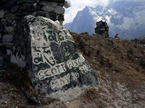 Chinh phục 'nóc nhà của thế giới' Everest - 7